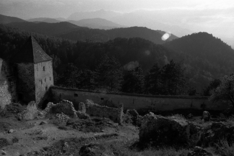 Romanian Castle - Transylvania, Romania