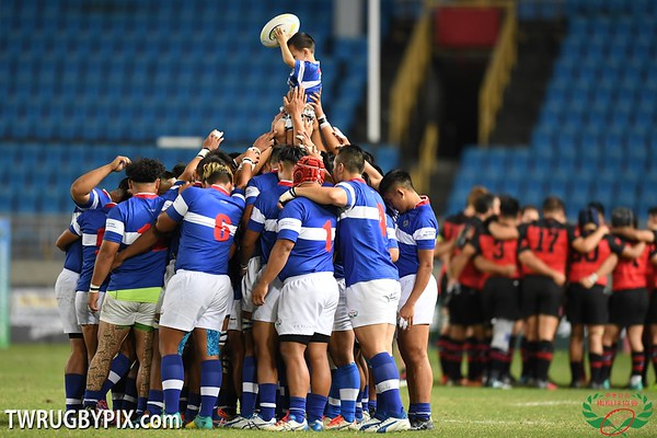2019年亞洲盃錦標賽第一級盃賽(Asia Rugby Championship Div. 1)