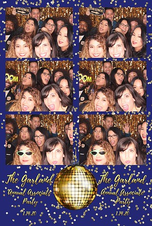 The Garland Holiday Party 2019