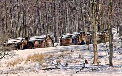 Virtual Tour of Jockey Hollow (Morristown) and Continental Army Revolutionary War Encampment
