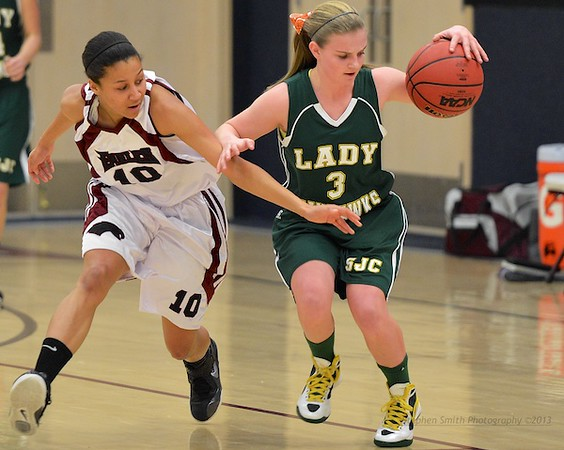 Layton Christian Academy Faces St. Joseph in Girls Basketball Action