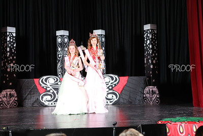2018 Pageant Awards