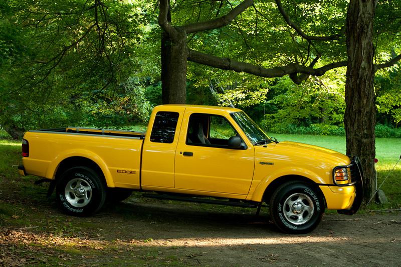 2002 Ford Ranger.