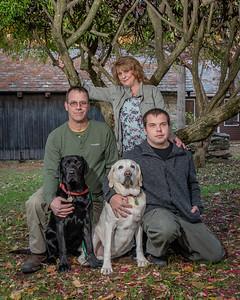 Gina & Family
