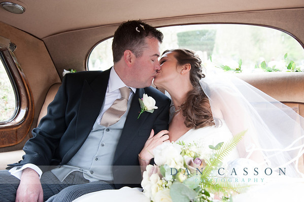 Kate & Steve - St. Peter's & STOCK BROOK COUNTRY CLUB