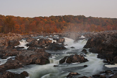 Great Falls 1-Nov-2008 Sunrise