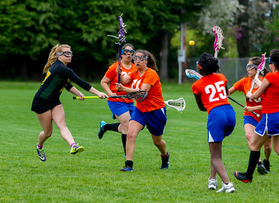 Set two: Vashon Valkyries Lacrosse v Graham-Kapowsin Orange