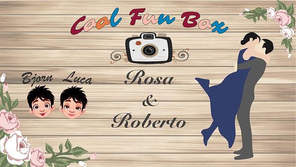 Boda Rosa y Roberto