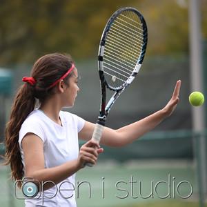 2015 Middle School Tennis