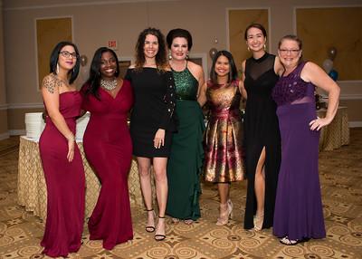 Bay Dermatology Holiday Party 2018