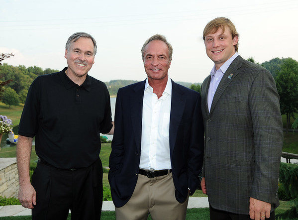 7.15.2011 - Beckley Fundraiser with Mike D'Antoni and Chad Pennington
