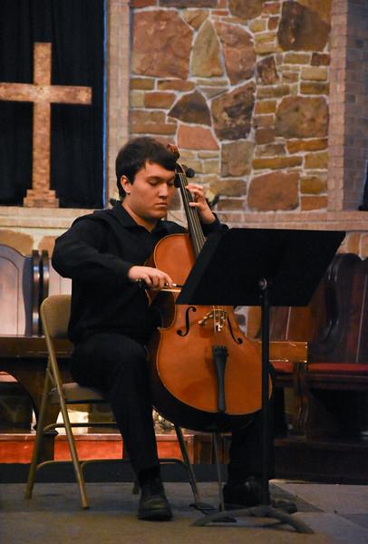 2019 Solo and Ensemble Recital at Lanier Chapel