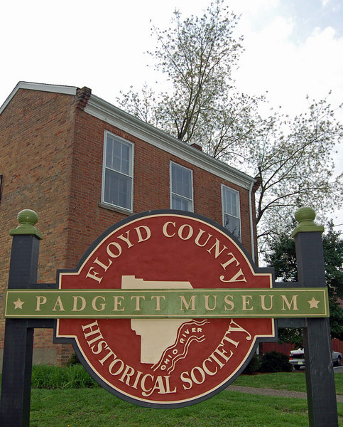 Floyd County Historical Society Padgett Museum