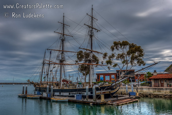 Sailing Ships of Olde