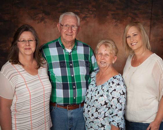 Ficken Family Portrait