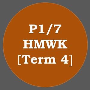P1/7 HMWK T4