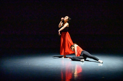 Mount Holyoke Dance Rehearsal