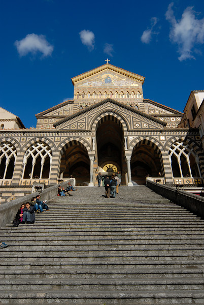 Cathedral of Amalfi (Duomo), Italy