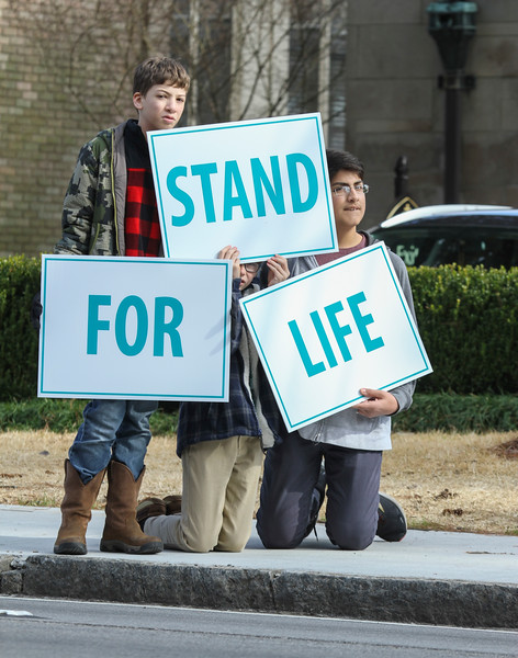 2019 Mass for the Unborn-Stand for Life
