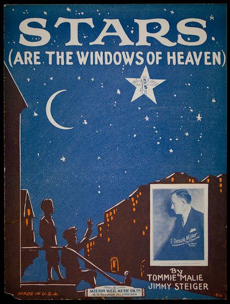 Stars (are the windows of heaven)