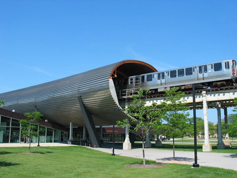 The McCormick Tribune Campus Center