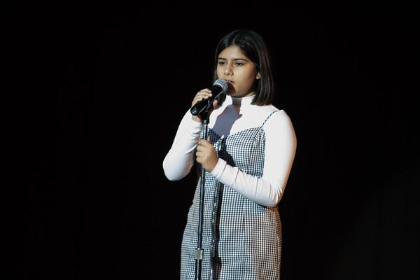 11.21.2018 MS Talent Show