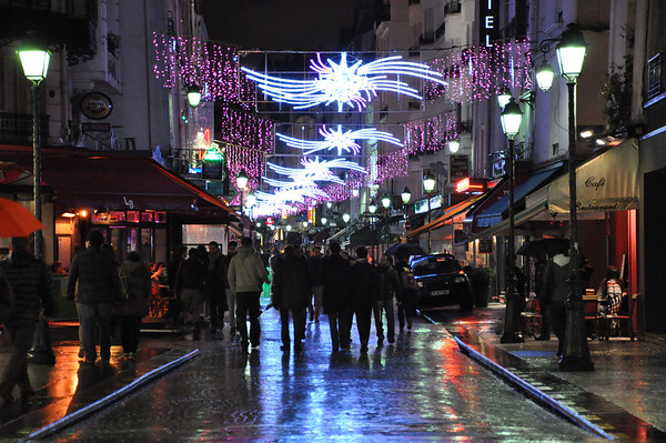 Christmas in Paris 2012