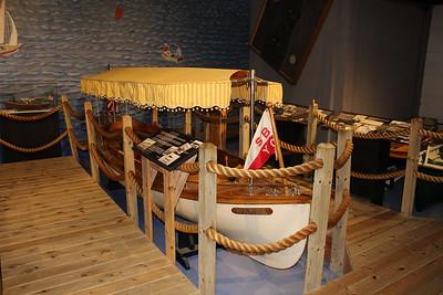 Door County Maritime Museum & John Purves Tug