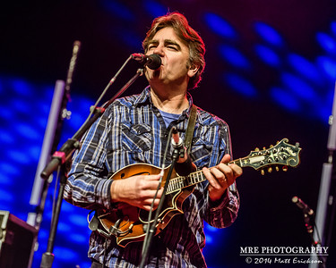 The Travelin' McCoury's & Yonder Mountain String Band - Orpheum Theatre 2/14/14
