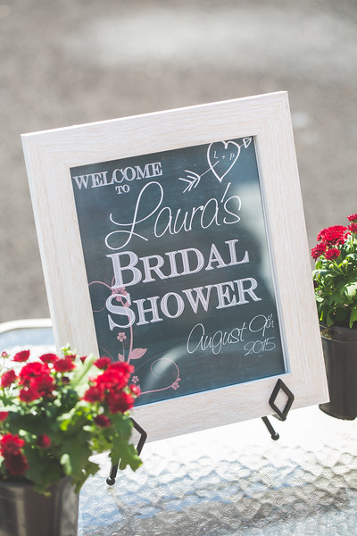 EVENTS 2015  |  Laura's Bridal Shower