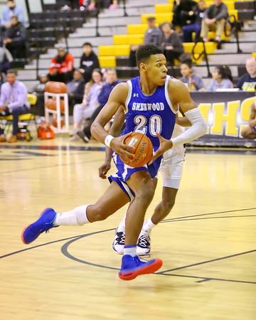 20191213 Varsity Boys Basketball Sherwood at Richard Montgomery