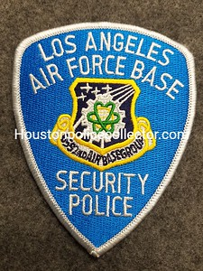 USAF Security Forces / Security Police