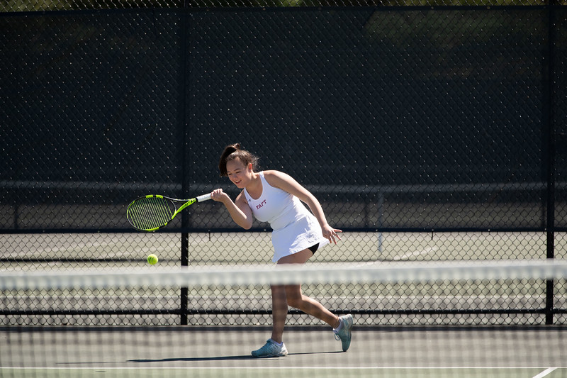 Girls' Varsity Tennis v Westminster