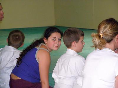 Cours parents-enfants 2009