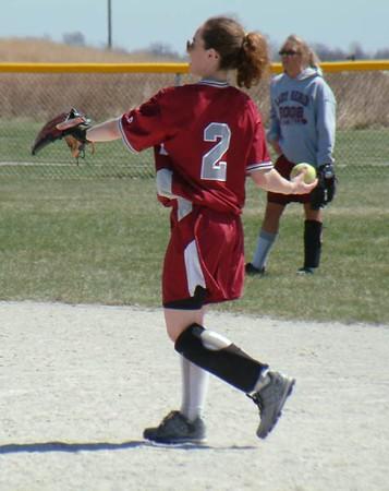 SN Softball vs Frontier 2003