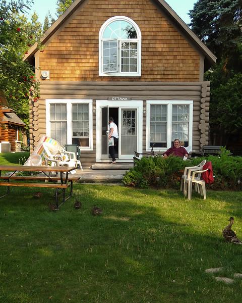 184 Michigan August 2013 - Cabin Back Yard (Mike,Dan).jpg