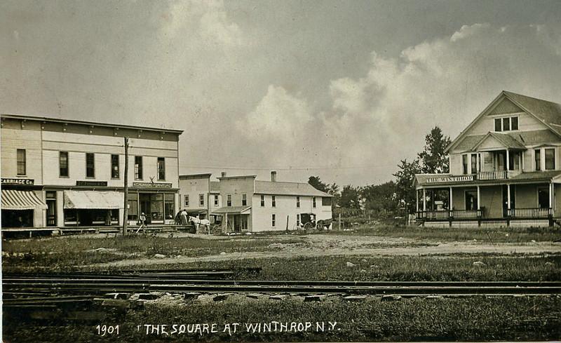 Winthrop N.Y. ...Square  1901