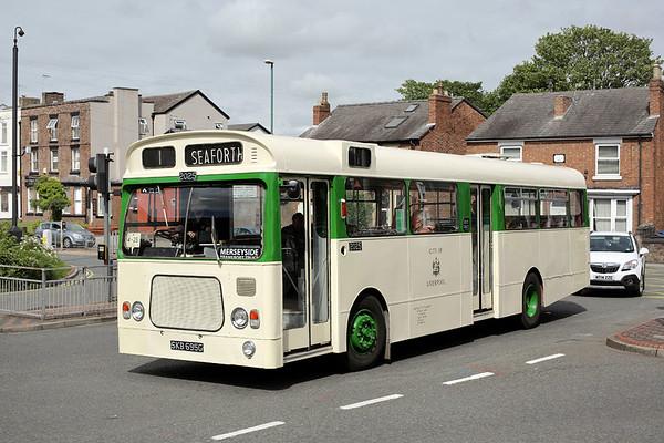 13th July 2014: Merseyside Transport Trust Open Day