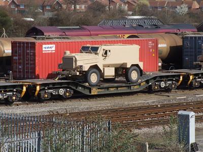 KWA (MODA) - Bogie Vehicle Transporter Wagon