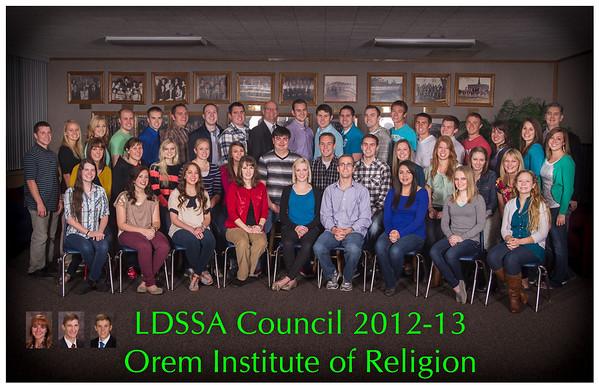 Council 2012-13
