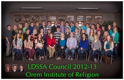 LDSSA 2012-13 Misc