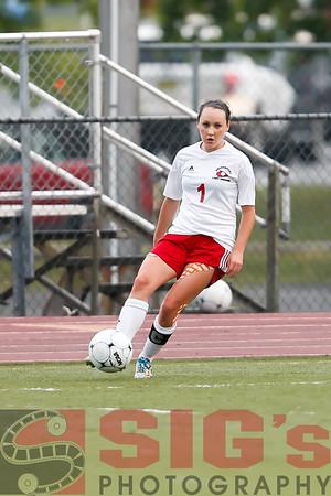 09-03-15 BHS Girls Soccer vs Fairmont Senior