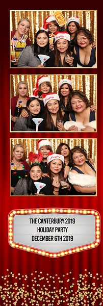 The Canterbury 2019 Holiday Party