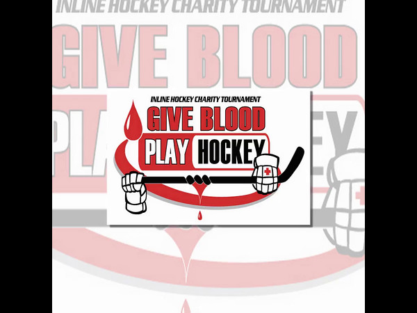 Give Blood Play Hockey 2011