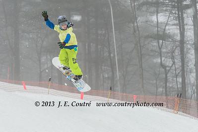 Nashoba Ski Free Rail Rant Competition 12Jan13