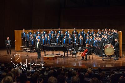 Cantus and UK Men's Choir