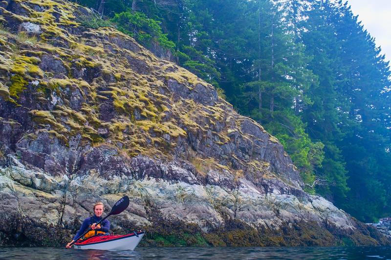 Guide Emily Tench from Go With The Flow Adventures