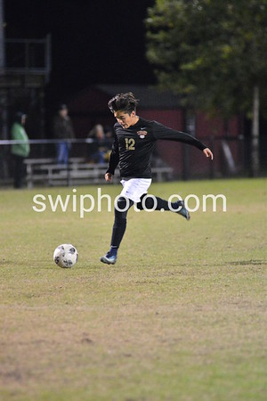 v Boys Soccer