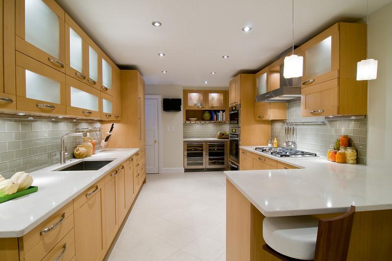 Georgetown - Designer: Robert Templon - Cabinetry: Snaidero Kitchens