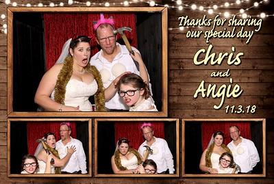 Chris and Angie's Wedding